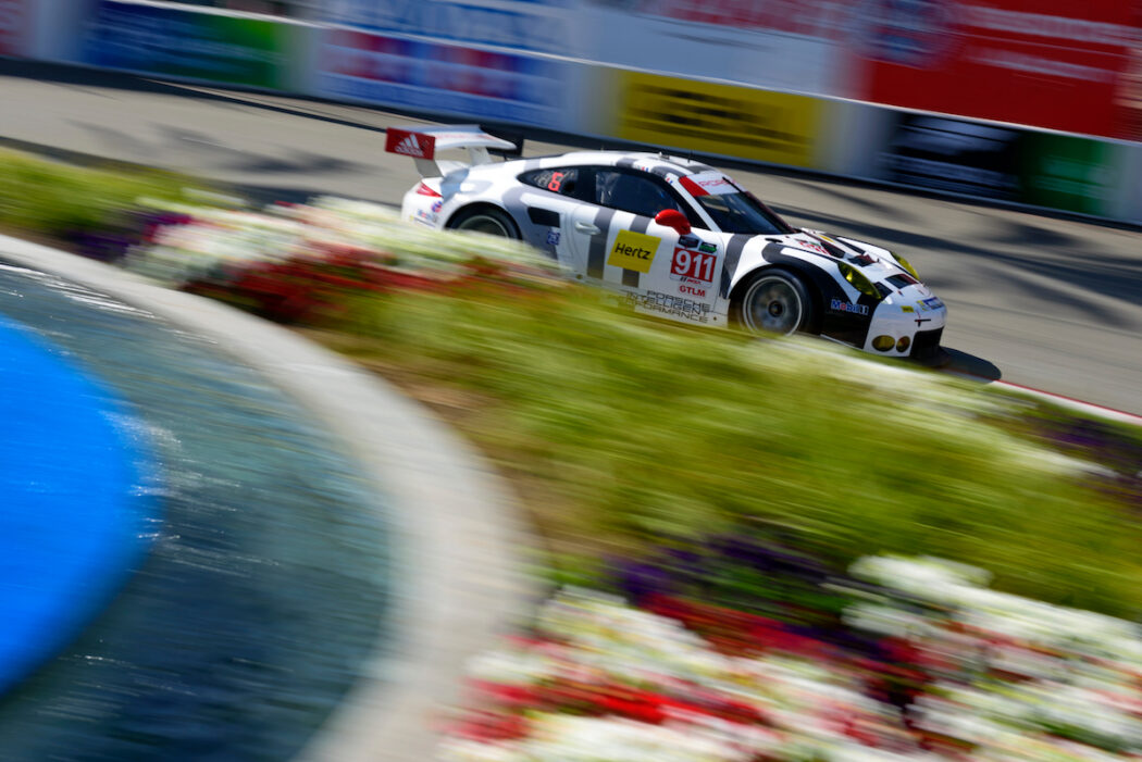 IMSA Porsche Racing Long Beach 2