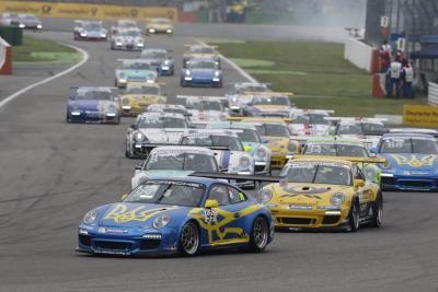Kevin Estre Porsche Carrera Cup