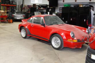 Porsche 911 901 prototype barn find 2
