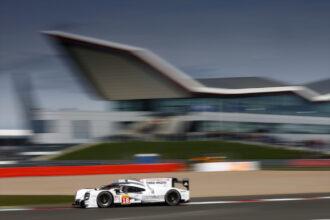 Porsche 919 LMP1 Silverstone 1