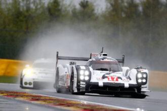 Porsche Racing 919 LMP1 Hybrid Spa 2015-3