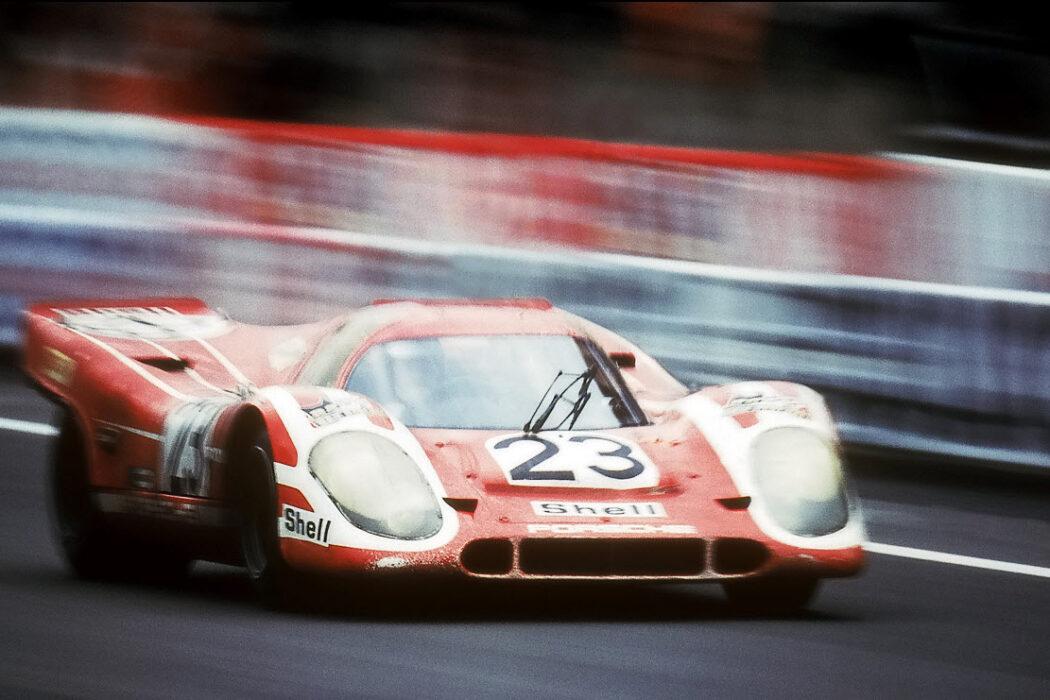 Porsche 917 023 Le Mans 1970 Attwood