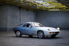 Porsche 928 art car 2