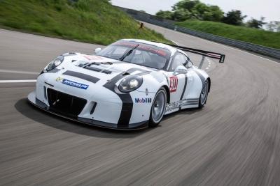 Porsche 991 GT3 R 911 race car-6