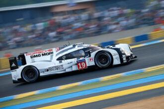 2015 Porsche 919 Hybrid LMP1 Le Mans-2