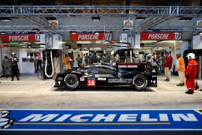 Porsche 919 LMP1 Hybrid Le Mans 2015 1