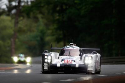 Porsche 919 LMP1 Hybrid Le Mans 2015 15