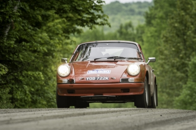 Tuthill Porsche 911 Trans America Rally 1