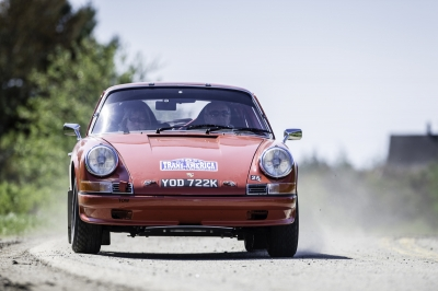Tuthill Porsche 911 Trans America Rally 3
