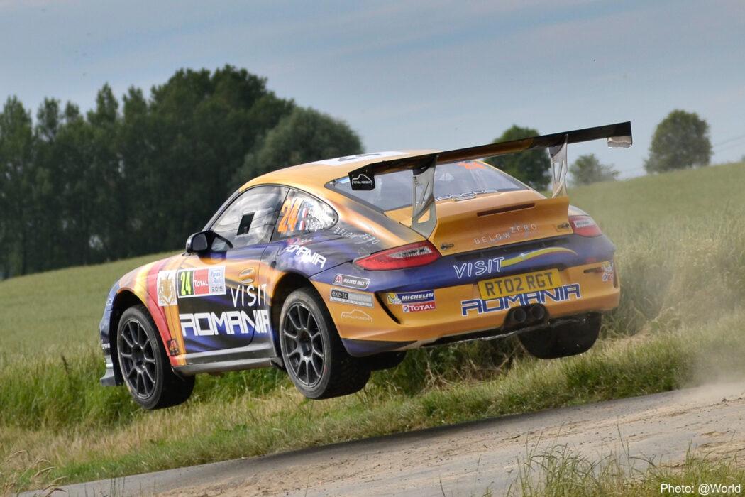 Tuthill Porsche François Delecour Ypres 2015 5