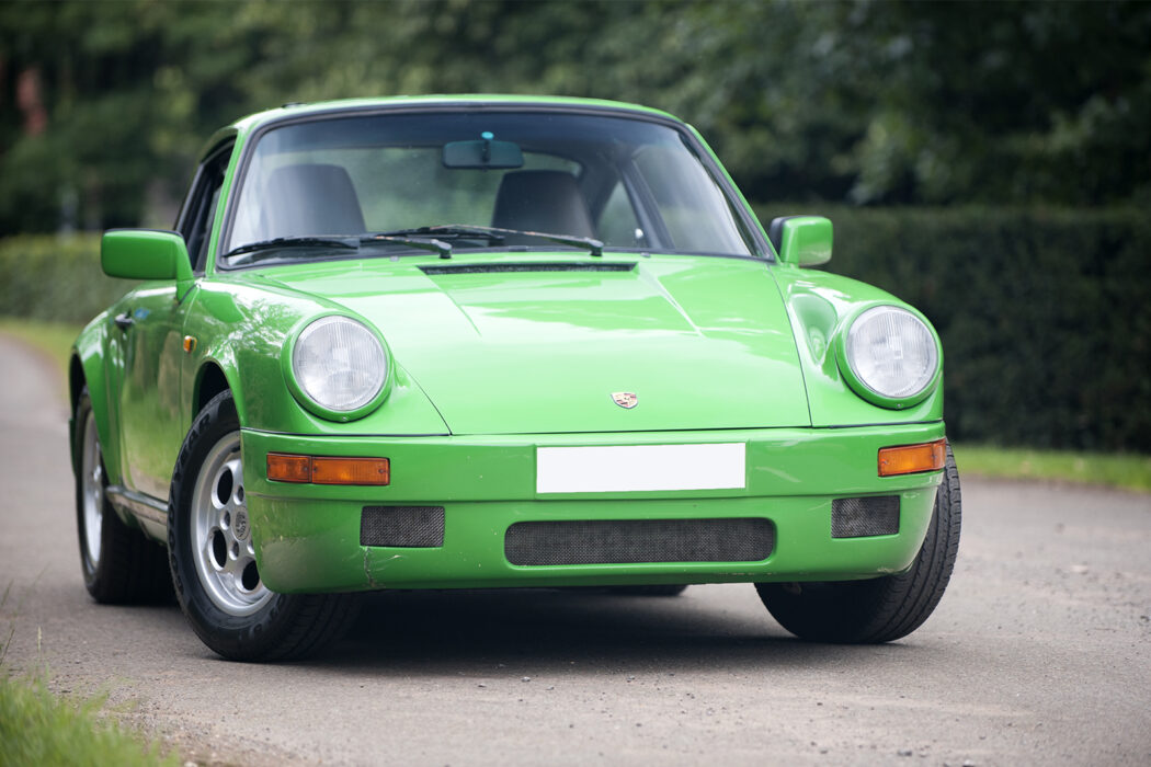 Porsche 911 3.2 Carrera for sale UK 13