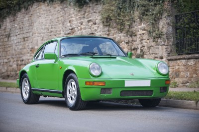Porsche 911 3.2 Carrera for sale UK 5