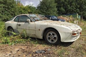 Porsche 944 Restoration Project 3