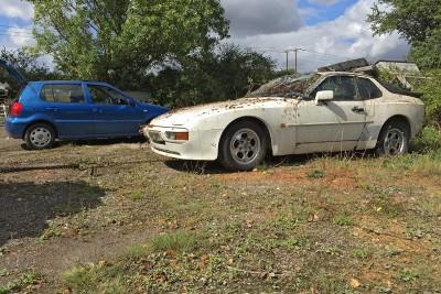 Porsche 944 Restoration Project 5