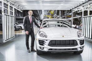 Porsche Oliver Blume
