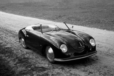 Porsche 356 Beutler Convertible 1949