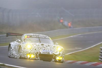 Porsche 991 GT3R Nurburgring VLN 2