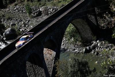 Tuthill Porsche Tour de Corse Delecour 11