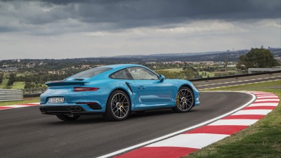Porsche 911 Turbo S Launch 2
