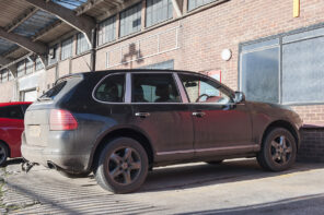 Porsche Cayenne Gislaved Winter Tyres