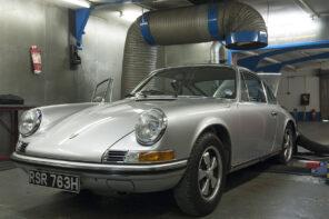 Bob Watson Porsche Dyno