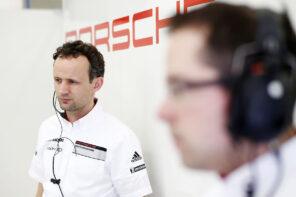 Porsche LMP1 Alexander Hitzinger 1
