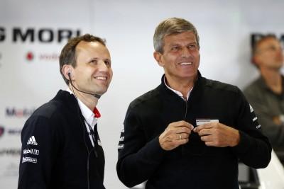 Porsche LMP1 Alexander Hitzinger 2