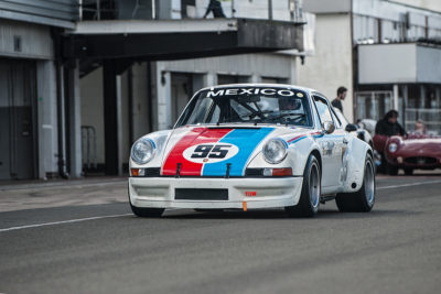 Brumos Porsche 911 RSR Ferdinand Magazine 1