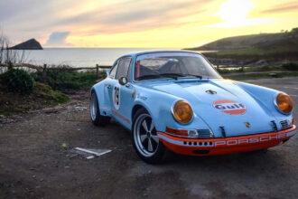 Porsche 911 hot rod 1