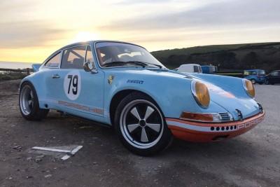 Porsche 911 hot rod 2