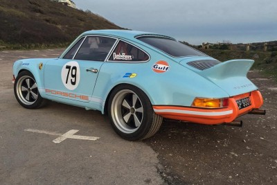 Porsche 911 hot rod 3