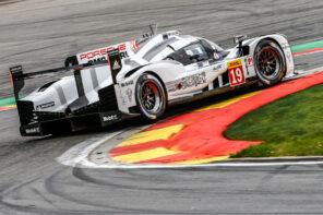 Porsche 919 LMP1 Hybrid Spa 2015 3
