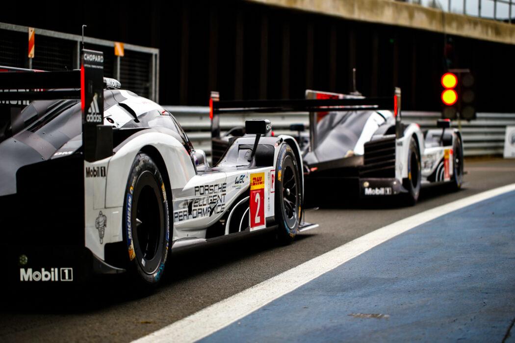Porsche WEC Silverstone 919 1