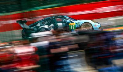 Porsche 911 RSR Spa Lietz Christensen