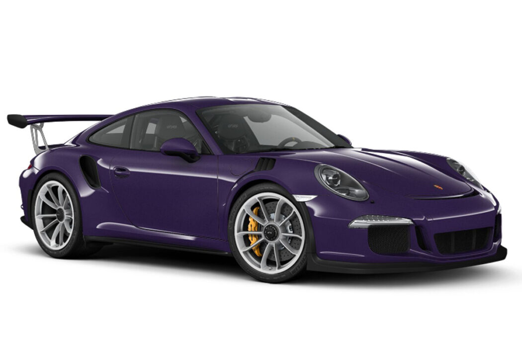 Porsche 991 GT3 RS Prices Softening - Ferdinand