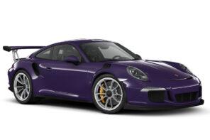 Porsche 991 GT3 RS UltraViolet