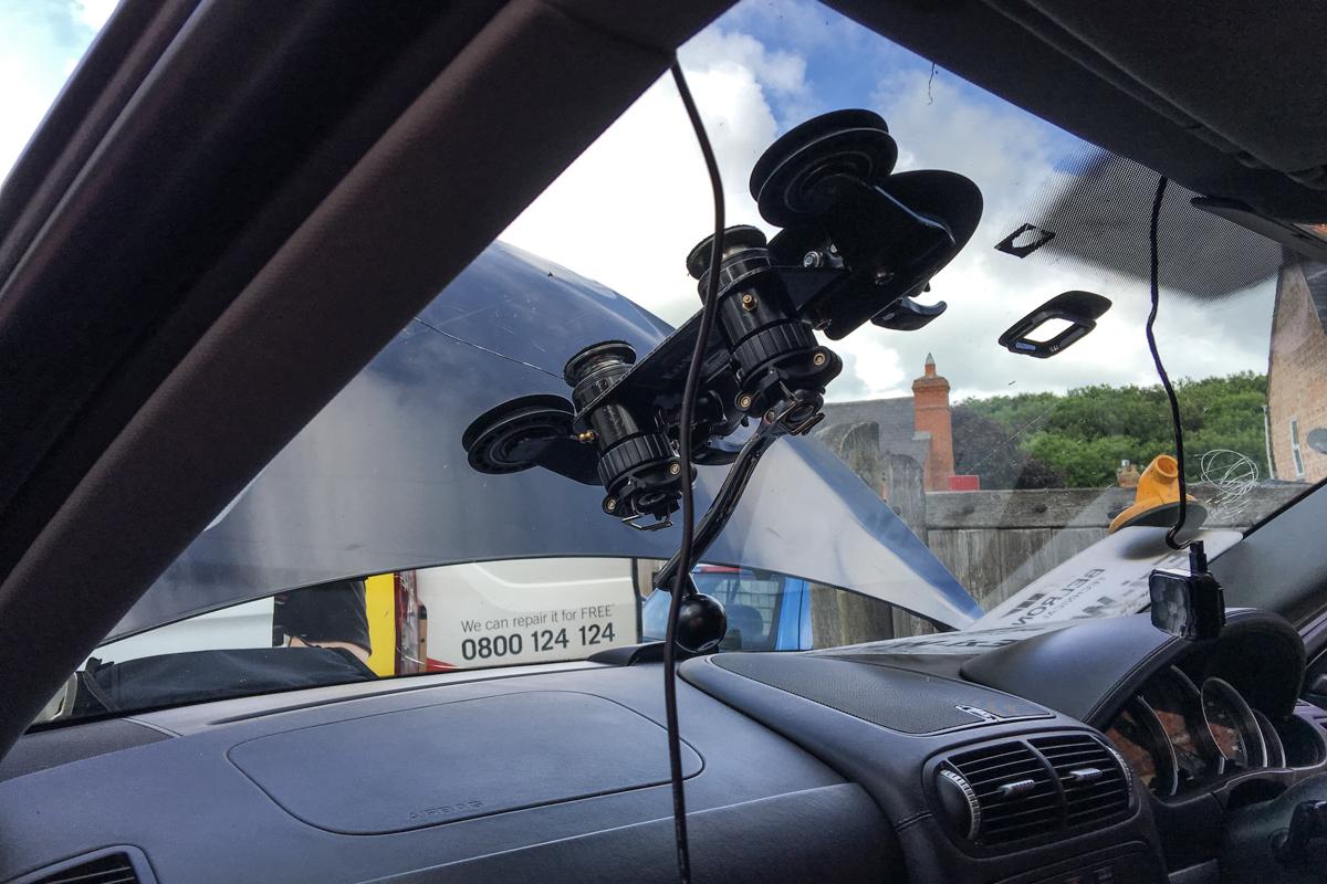 Porsche Cayenne Windscreen Replacement Ferdinand