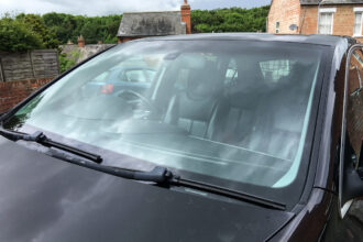 Porsche Cayenne Windscreen Replacement 5