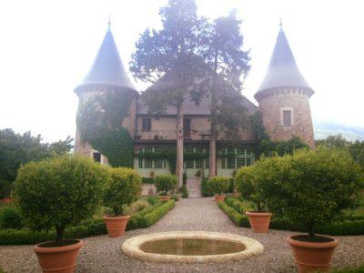 Chateau du Picomtal les Crots
