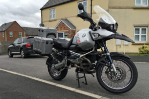 BMW R1150GS Adventure 1