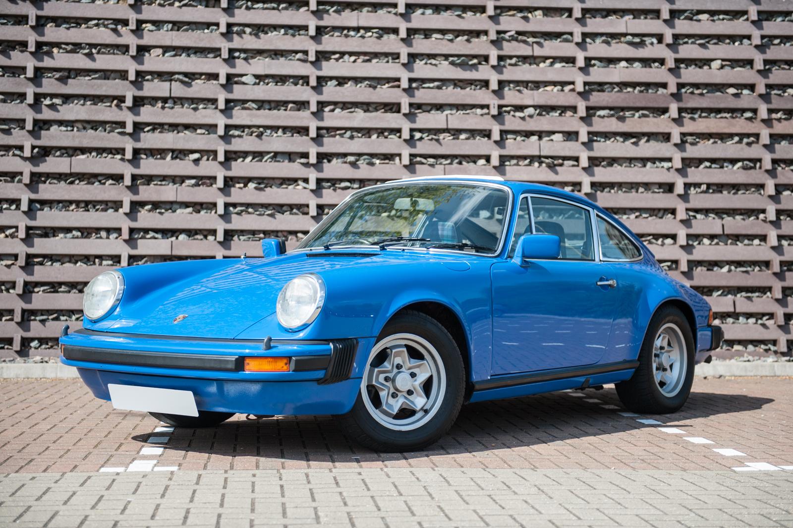 Porsche 911 Sc Drive Good Times Ferdinand