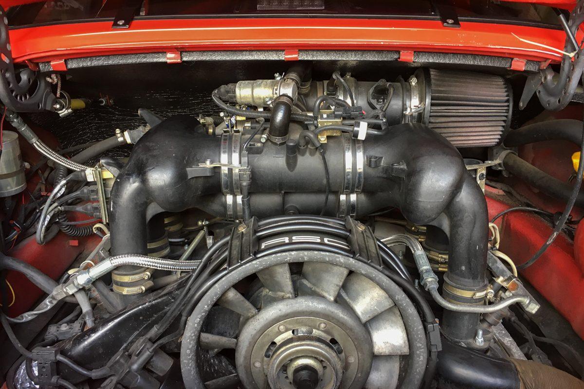 porsche 911 3.2 964 intake