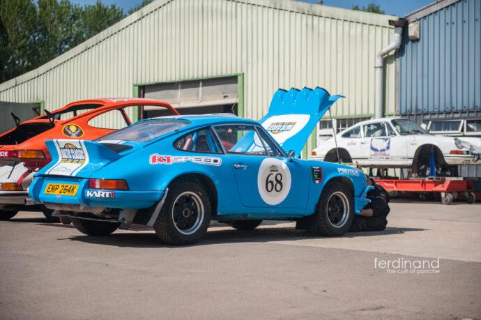 How To Build A Proper Porsche Rally Car Ferdinand