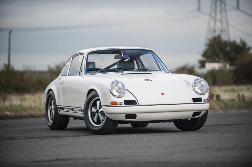 EB unveils Porsche 911R 50th Anniversary Celetion - Ferdinand on