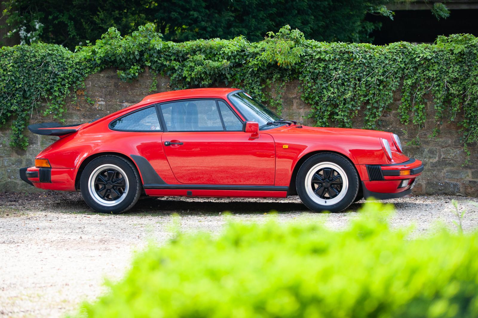 1988 Porsche 911 3 2 Carrera Rhd G50 Coupe Sold Ferdinand