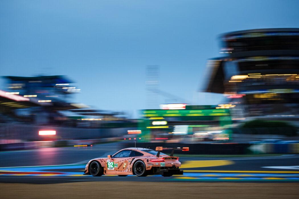 Race Lead Car