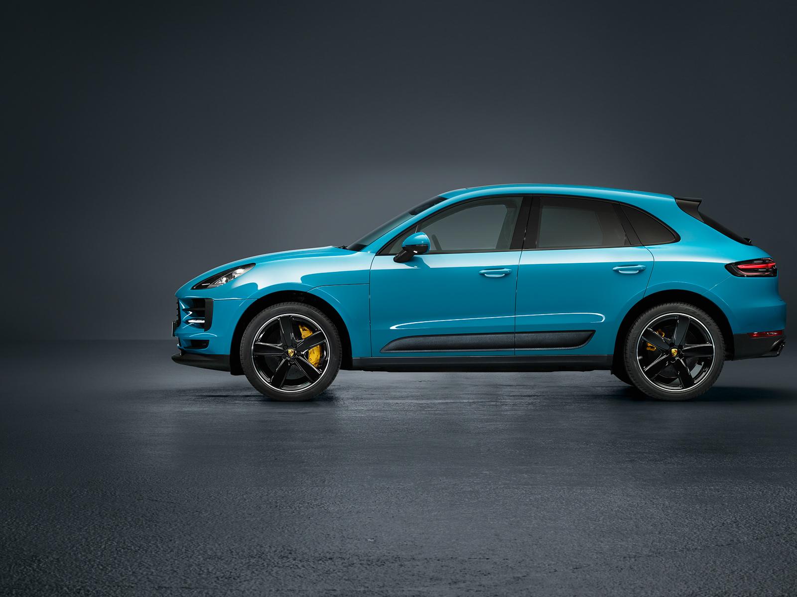 Porsche Unveils Updated Macan Ferdinand