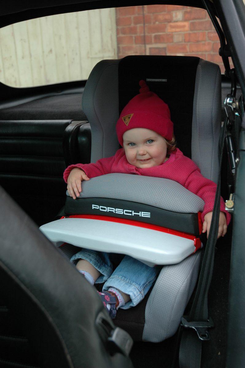 Child Seat Options For Classic Porsche